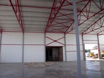 Darzoviu sandelio nauja statyba Sakiu rajone